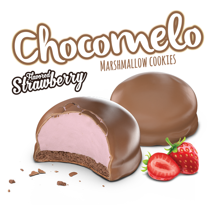 Chocomelo Strawberry