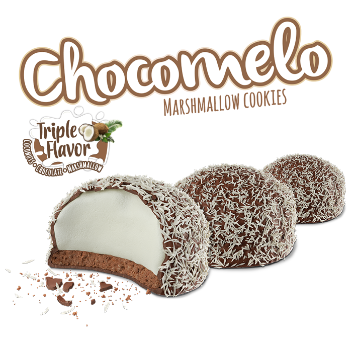 Chocomelo Kokos
