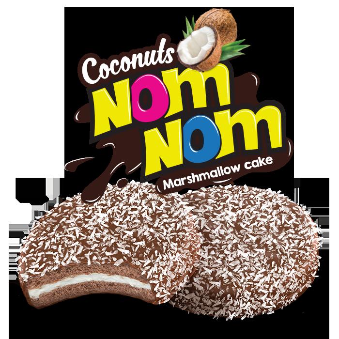 NomNom Kokos