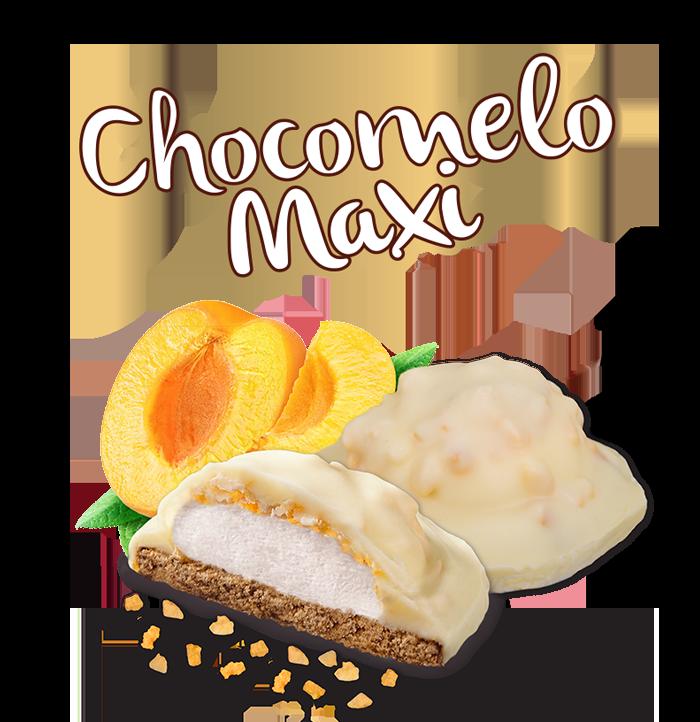 Chocomelo -Maxi Apricot