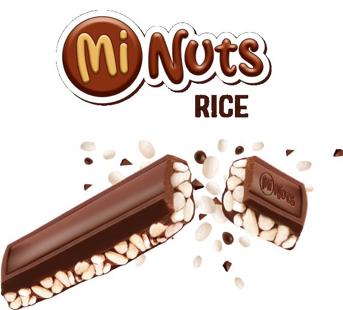 Minuts  Rice